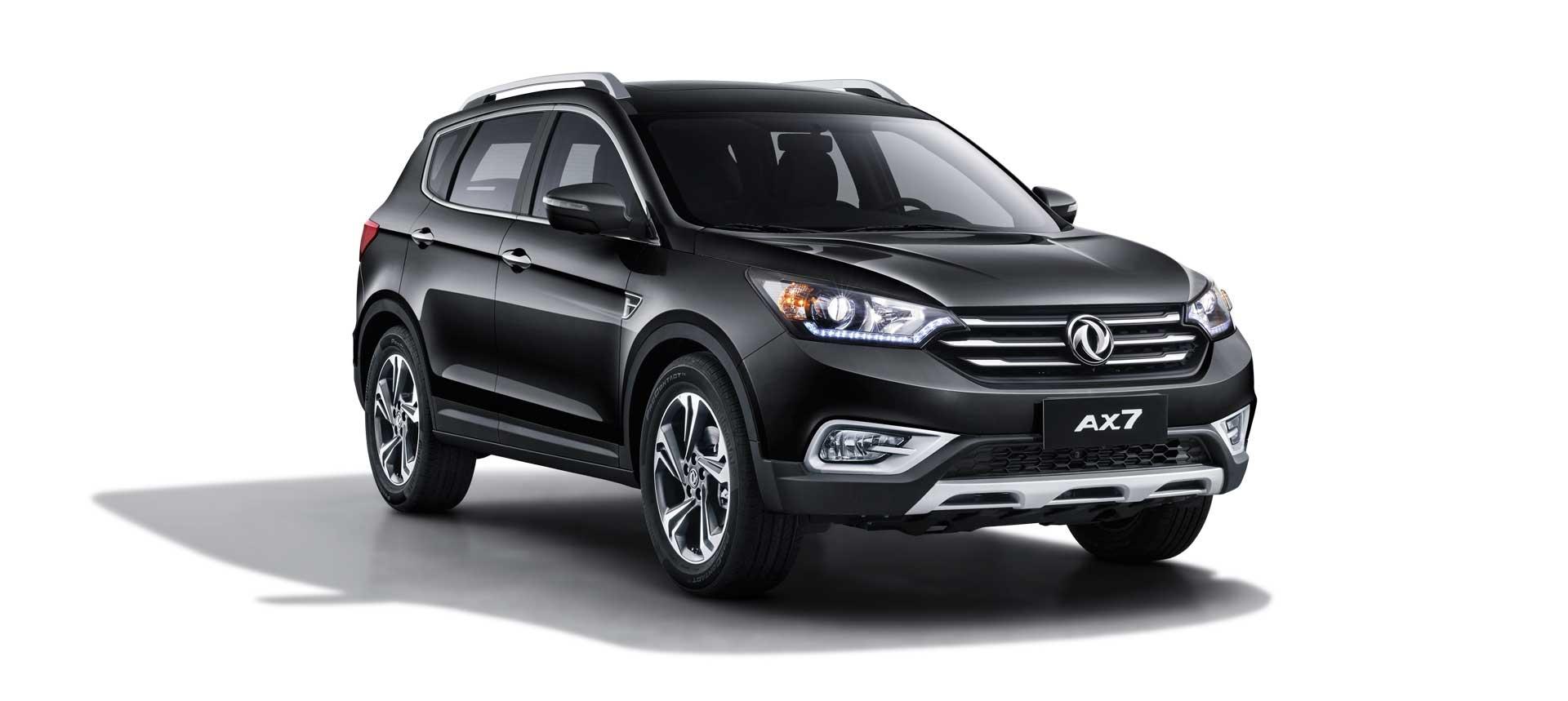 AX7 SUV Motor Peugeot 2.0 /6AT Secuencial