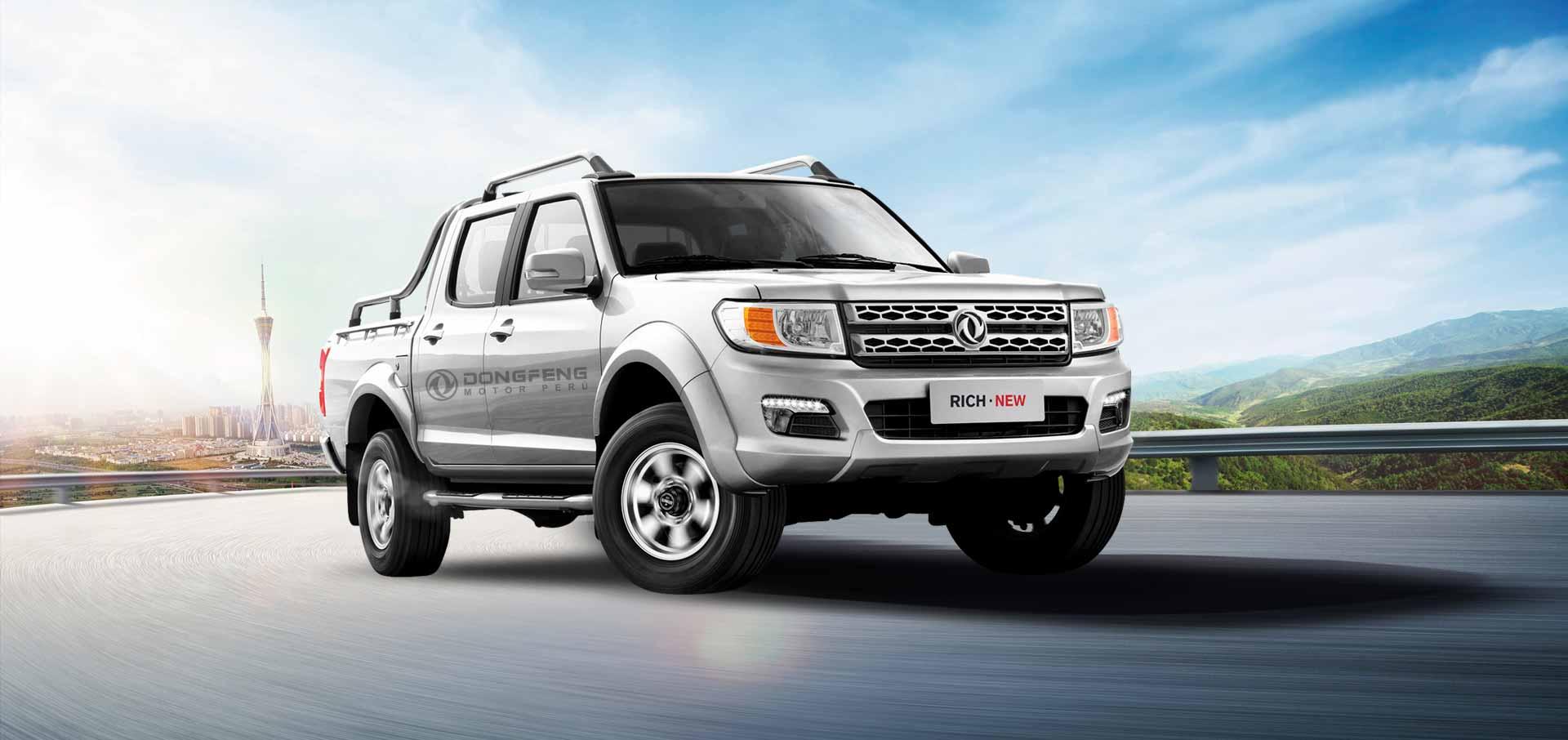 PICK UP Tecnologia Nissan 2.5L/5MT, 5 asientos, 5 años de garantía o 120 000 km.